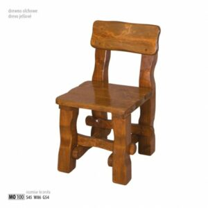 Zahradní židle MO100