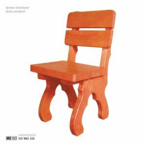 Zahradní židle MO103