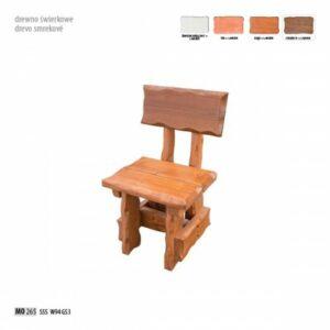 Originální dřevěná židle MO265 Tik